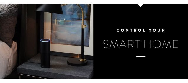Feature smart home